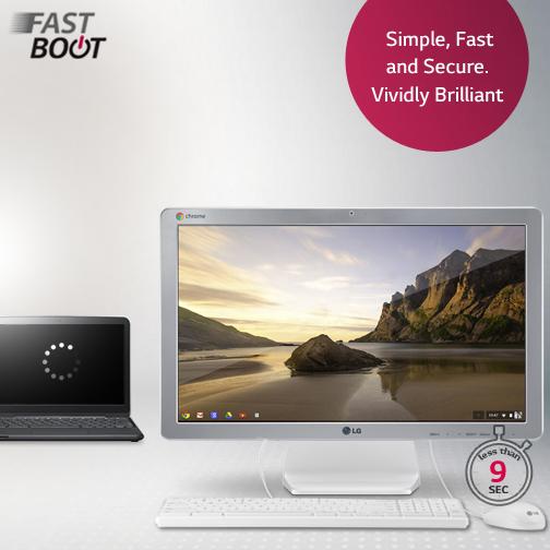 LG-Chromebase-Fast-Booting