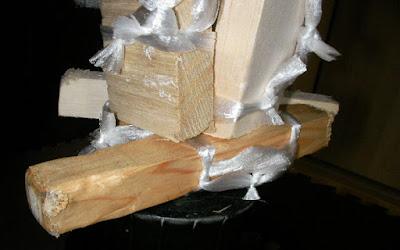 ガスシリンダーレバー式椅子を自分で修理 3