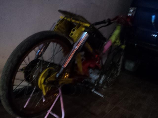 MODIFAKSI MOTOR