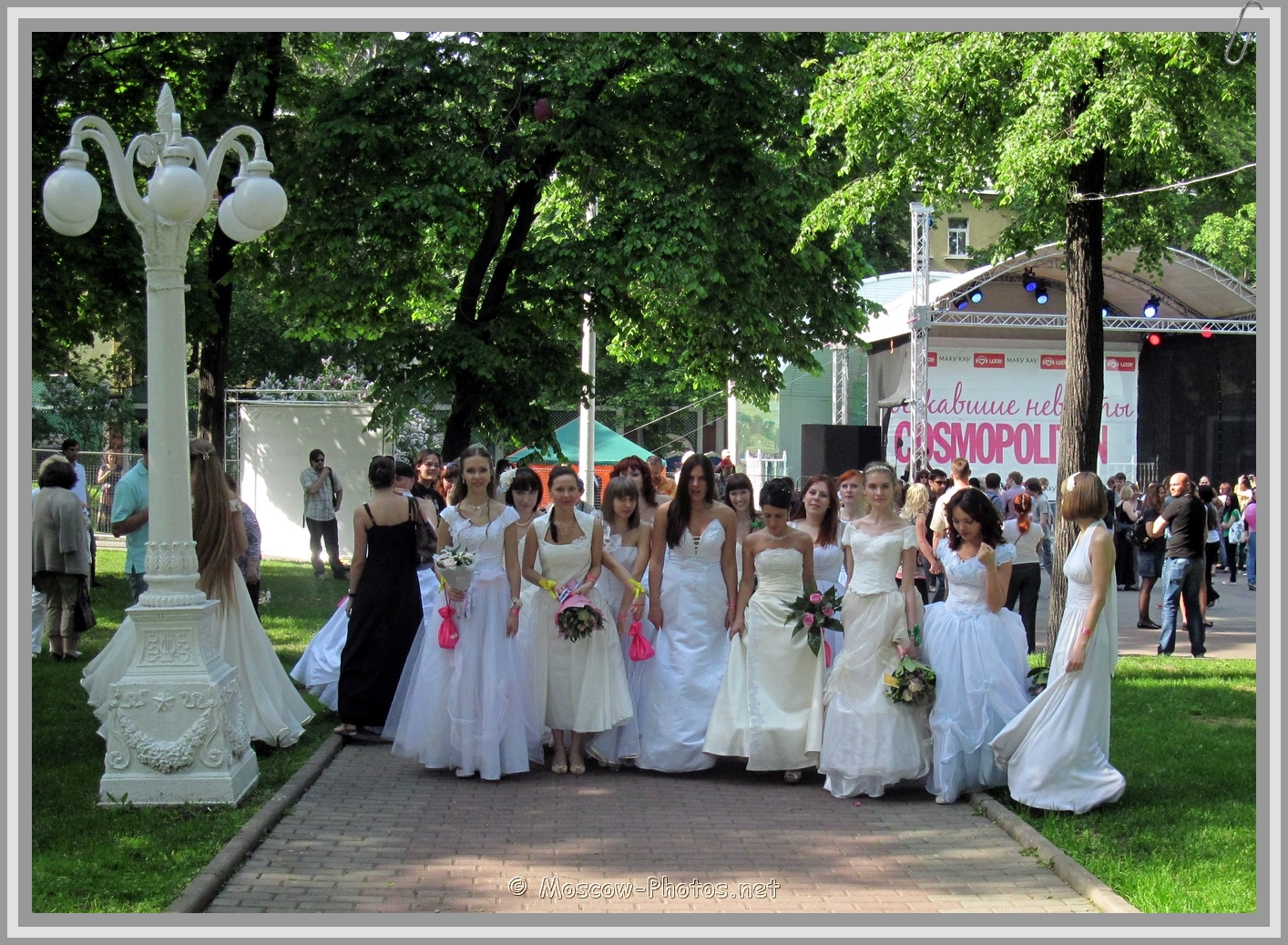 Really Runaway Moscow Brides!