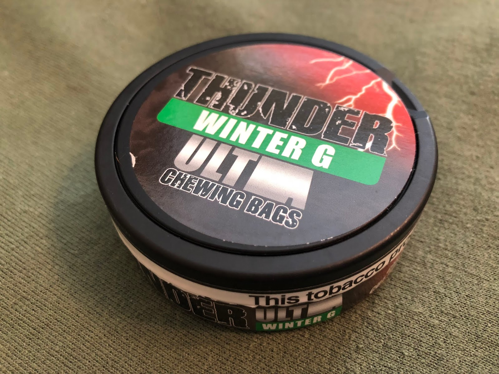 strongest wintergreen dip