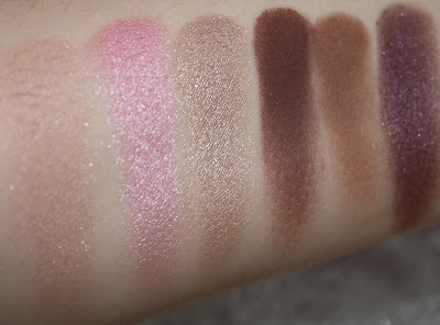 Too Faced Chocolate Bon Bons Swatch