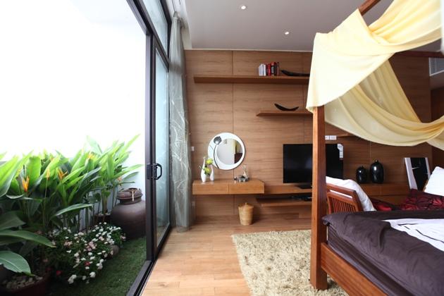 Phòng ngủ Chung Cư Dolphin Plaza