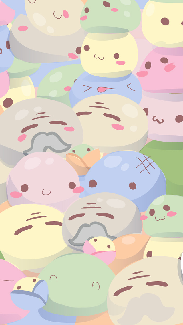 cute kawaii iphone wallpaper - photo #6