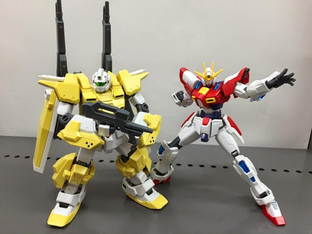Gundam Guy Hg 1 144 Powered Gm Cardigan Review By Yellowsubmarine