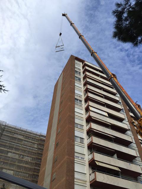 carpintería aluminio en Barcelona