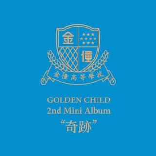 Download [Mini Album] Golden Child 2nd Mini Album 'Miracle' - Golden Child [MP3]
