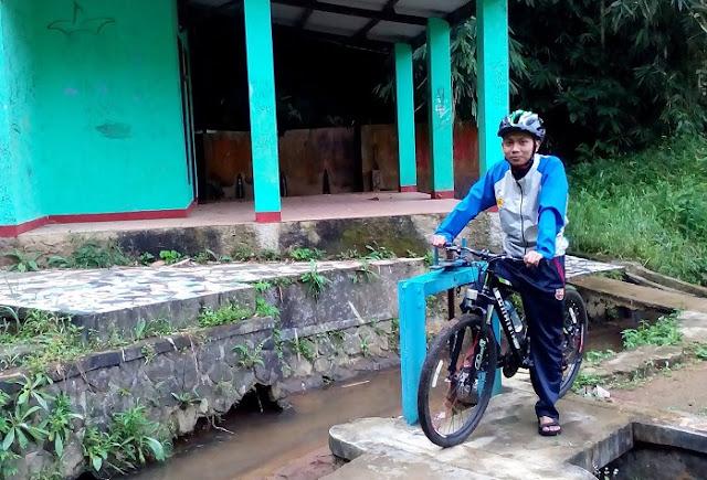 Kang Ruswan Mengitari Beberapa Desa Di Kecamatan Salabintana