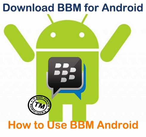 Download Black Berry Messenger- Android