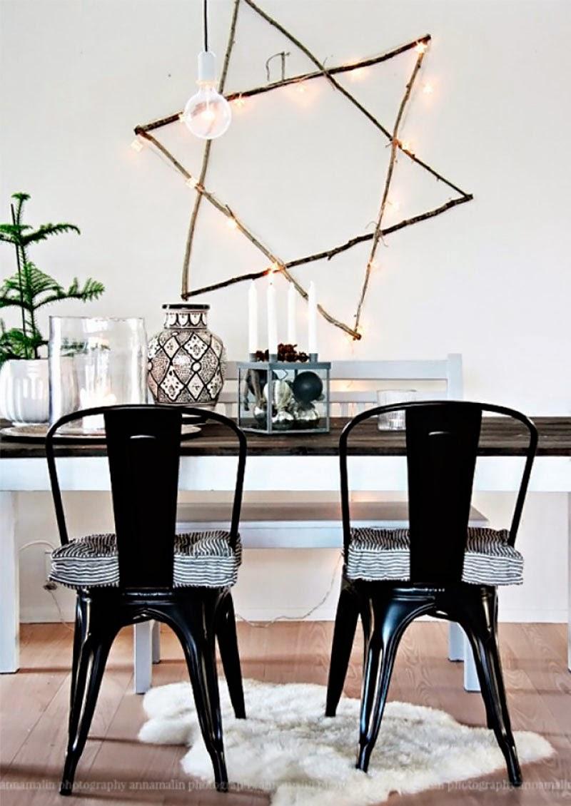 Cuatro espectaculares y sencillas ideas para decorar con for Ideas en cinco minutos