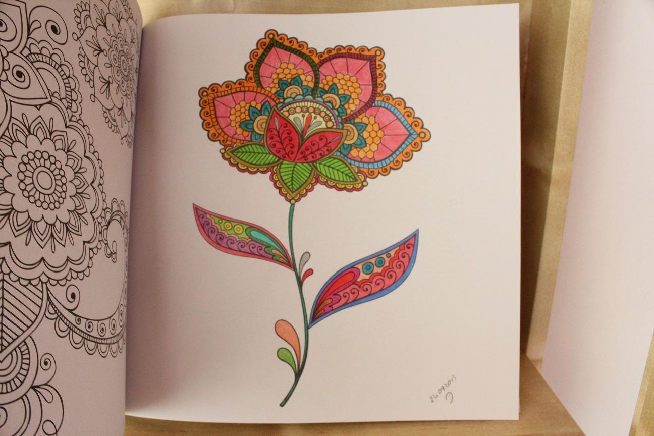 Esintiler Ve Anlar Dört Mevsimbüyükler Icin Boyama Kitabi