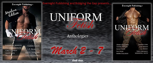A Passion for Romance: Happy Release week to Wren Michaels and the Uniform Fetish Anthologies !!  #giveaway