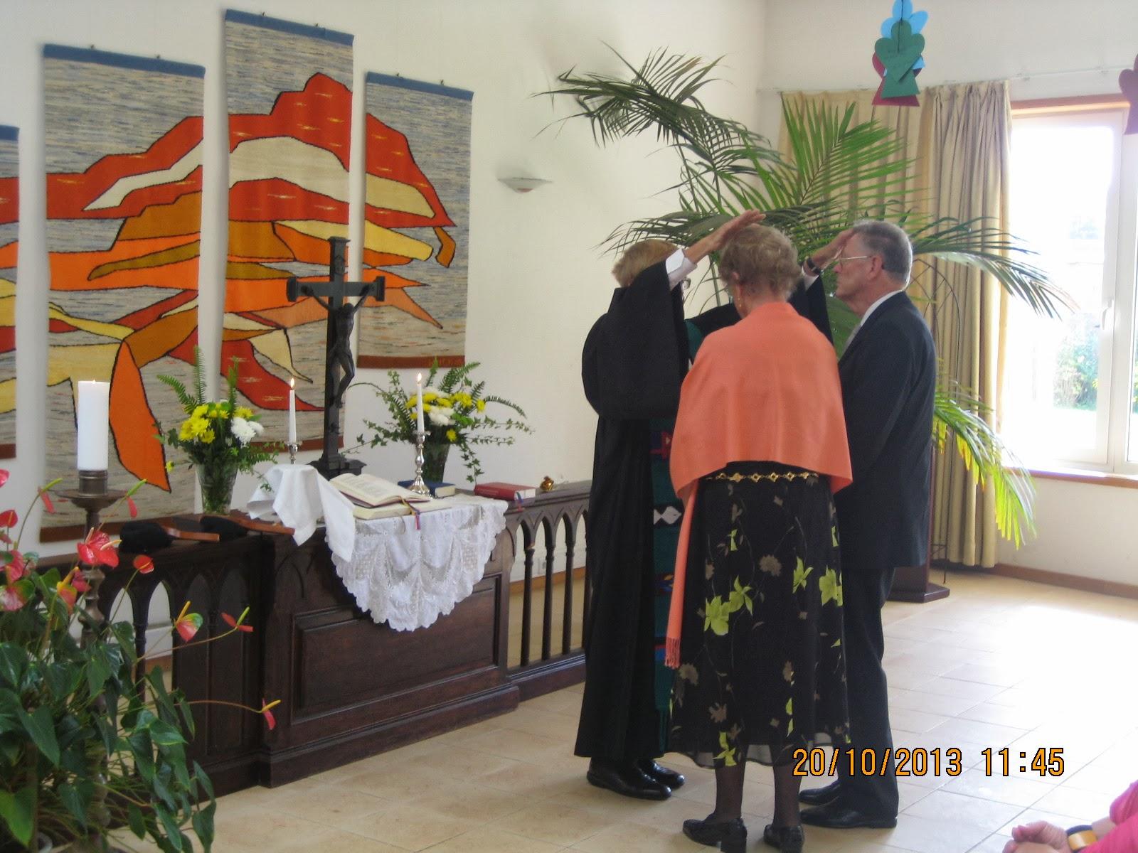 Gottesdienst Mit Feier Der Goldenen Hochzeit Von Christa Und