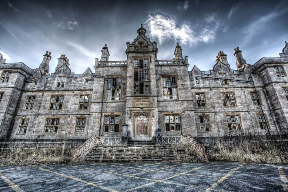 Denbigh Asylum, North Wales