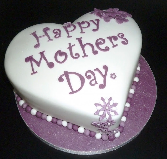 Mothers Day 2017 Cake Design Ideas
