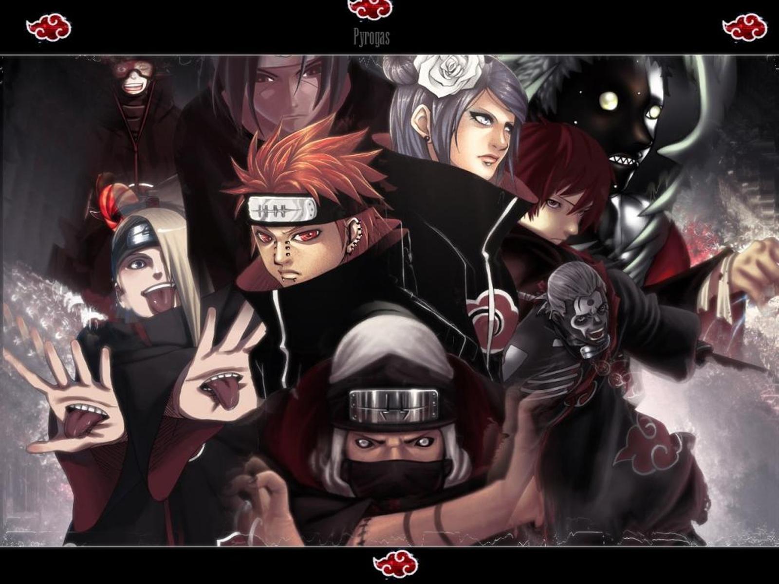 Akatsuki Took Me In - A Naruto Fanfic: Akatsuki Took Me In - A Hidan