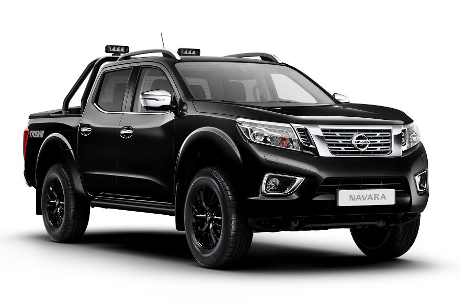 np300 navara trek 1 special edition unveiled autoesque. Black Bedroom Furniture Sets. Home Design Ideas