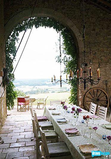 Outdoor Dining Amp Parties Part Ii Earth Wallpaper