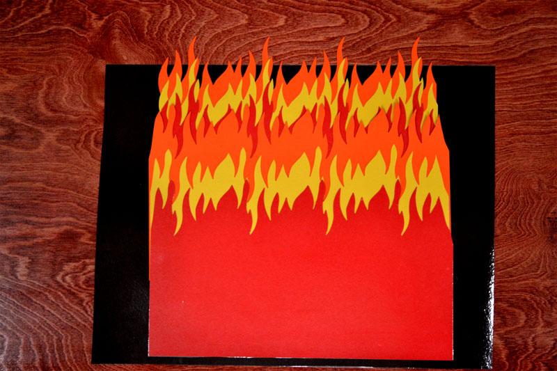 Bible Class Creations: Fiery Furnace Gets Hotter