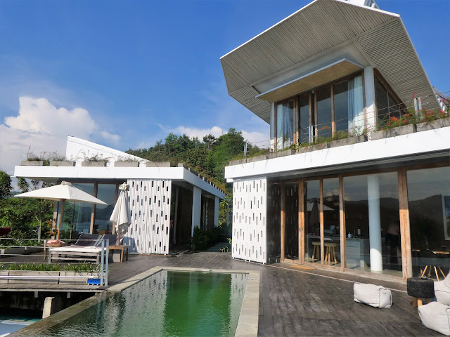 lyxigt boende i Lombok