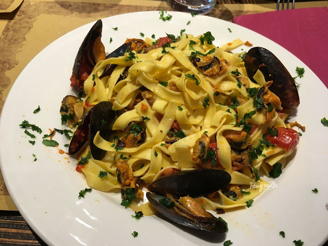 Comer Venecia Al vecio Marangon