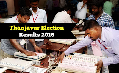 Thanjavur Assembly Election Results 2016