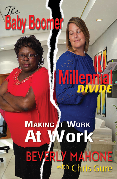 The Baby Boomer/Millennial Divide:  Making it Work at Work