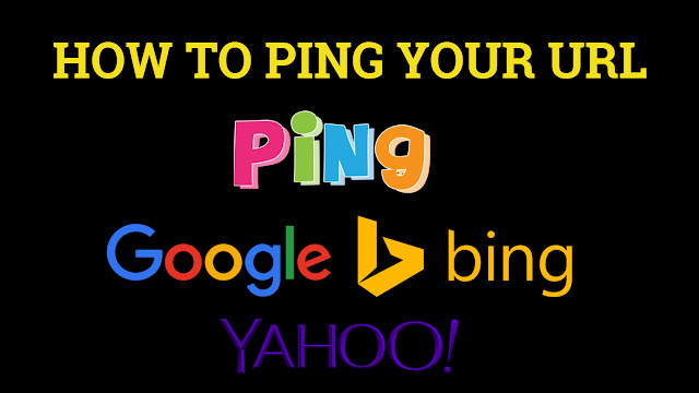 How to pinging your website-to index in Google search engines & blogging directories