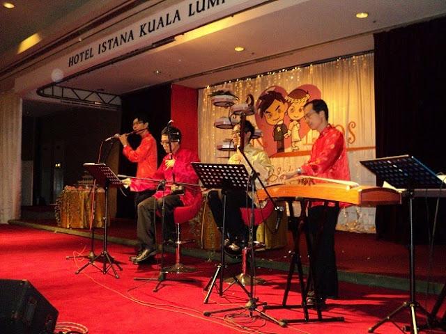 best chinese live band malaysia