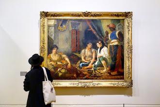 Expo : Delacroix 1798-1863 - Musée du Louvre - Jusqu'au 23 juillet 2018