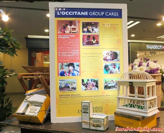 l'occitane Malaysia, l'occitane Malaysia 10th Anniversary Celebration, L'occitane group cares
