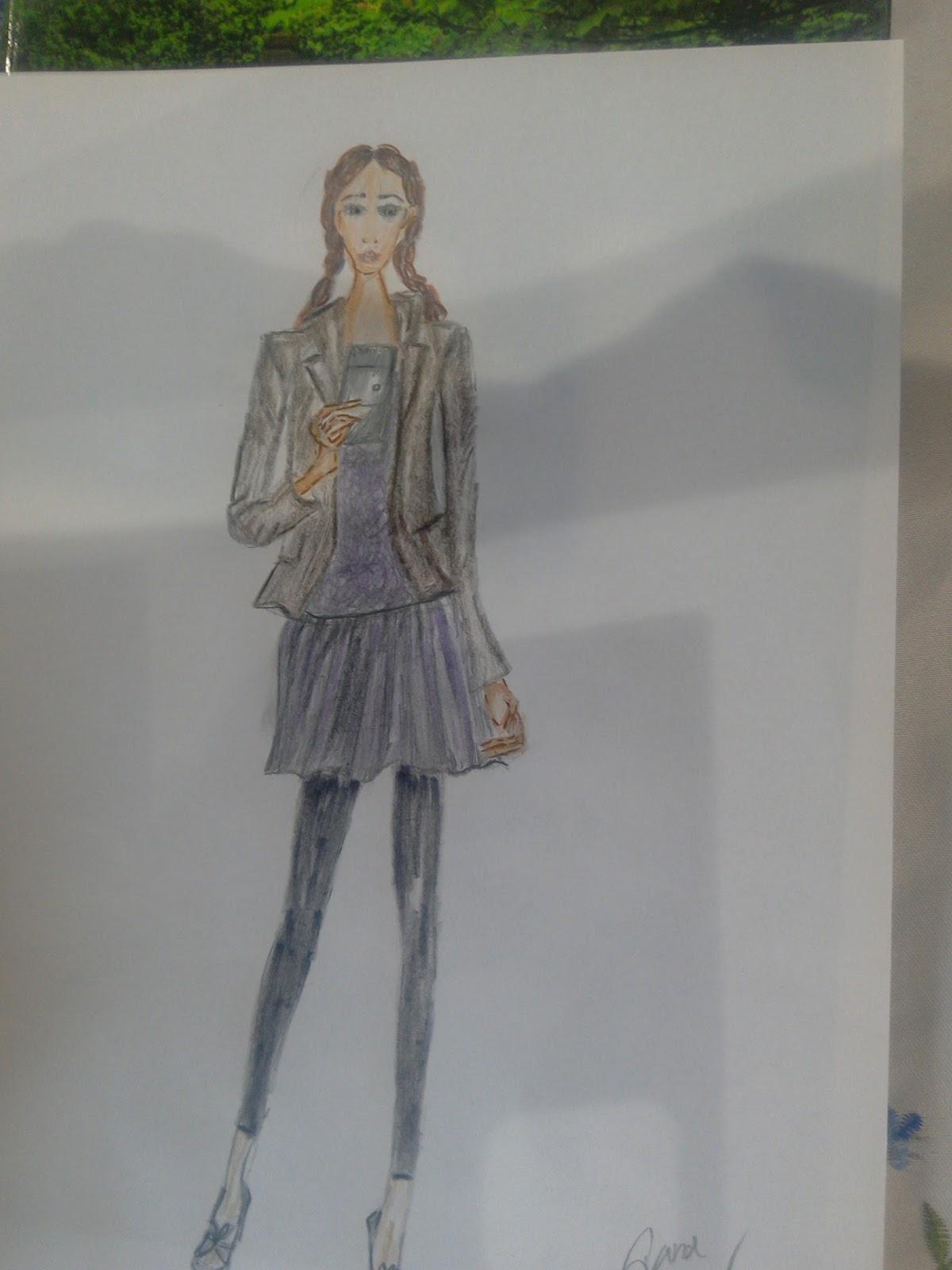 #fashiondrawing #fashionillustration #modaodaradosti