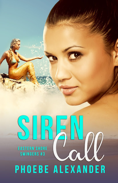 #BookReview Siren Call by Phoebe Alexander #FF #EroticRomance