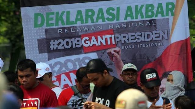 Sempat akan Diundur, Deklarasi #2019GantiPresiden di Riau Tetap Digelar Besok