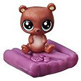 LPS Series 2 Large Playset Urso Brownbear (#2-106) Pet