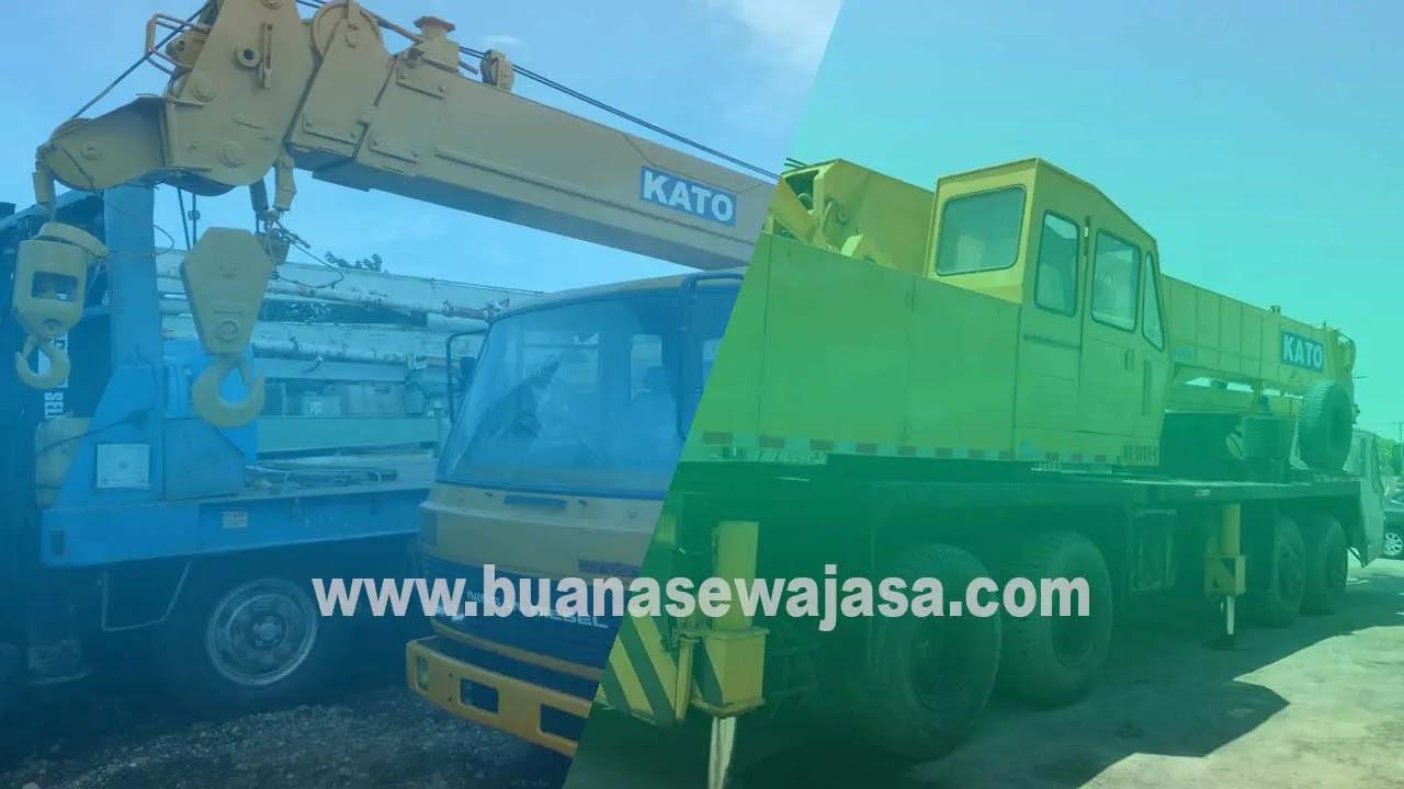 Harga Sewa Mobile Crane