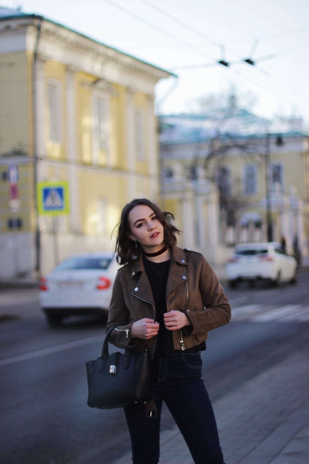 Fashion Blogger | Alina Ermilova