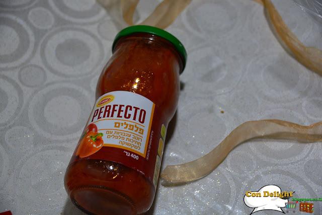 רוטב פרפקטו אסם Perfecto sauce