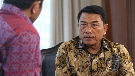 Moeldoko: Sangat Mungkin PAN Gabung Koalisi Jokowi
