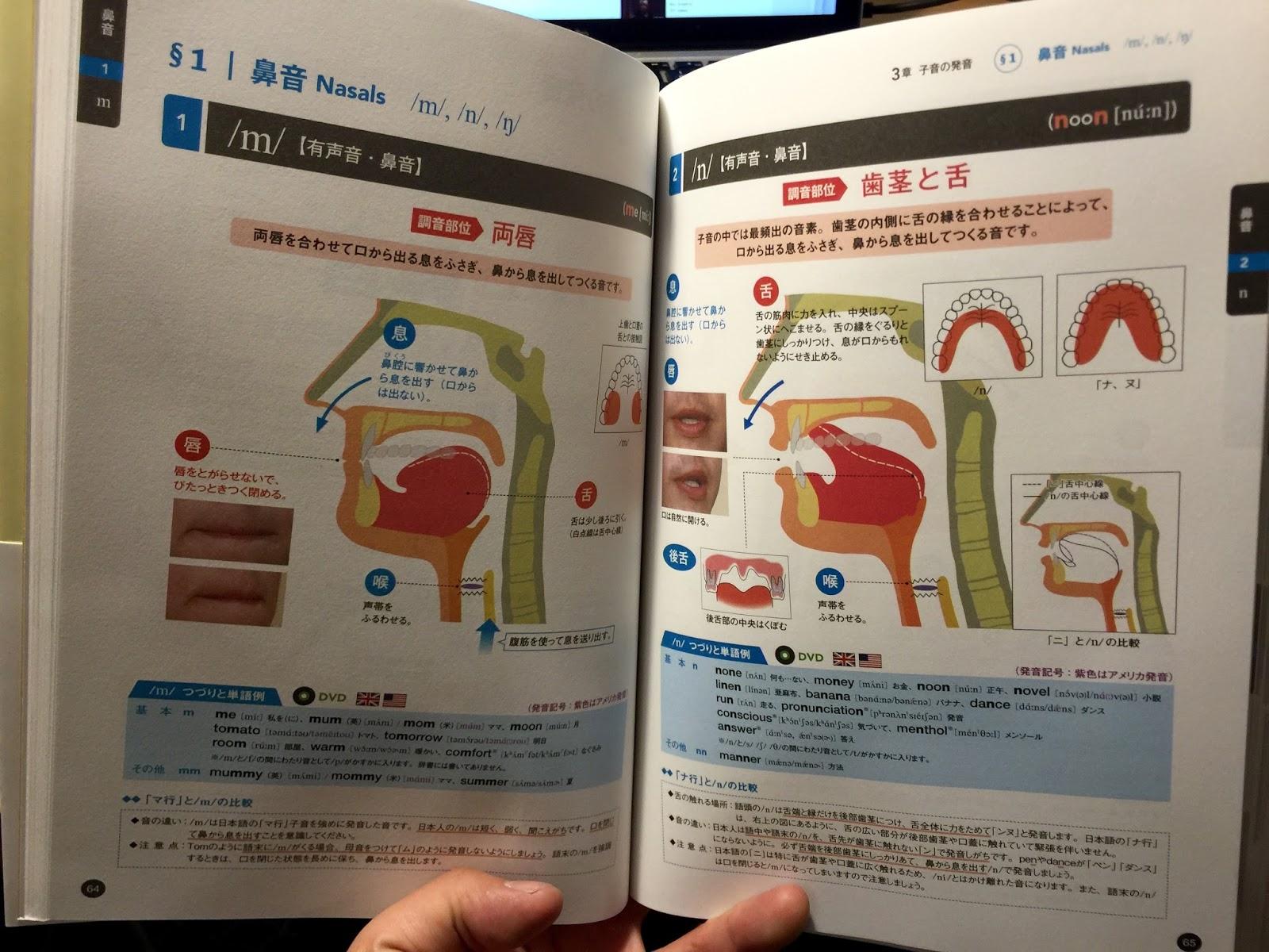 Ippei's Room一平の部屋: English pronunciation correction!