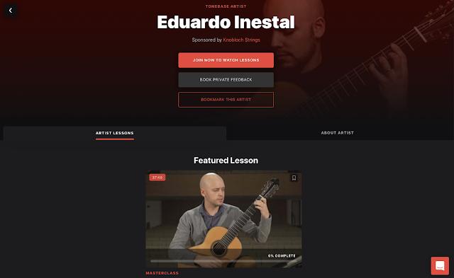 ARTISTAS DE TONEBASE