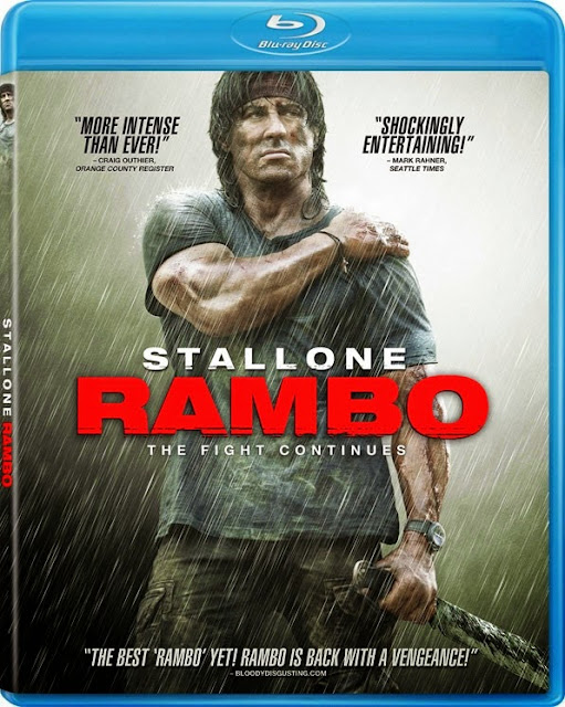 Rambo IV 2008 BRRip 480p Hindi Dubbed Dual Audio 300MB