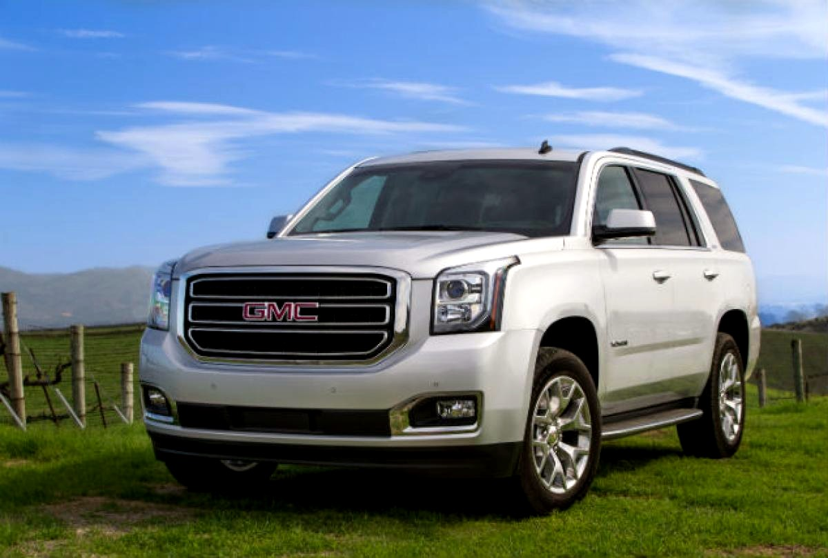 2016 GMC Yukon xl white