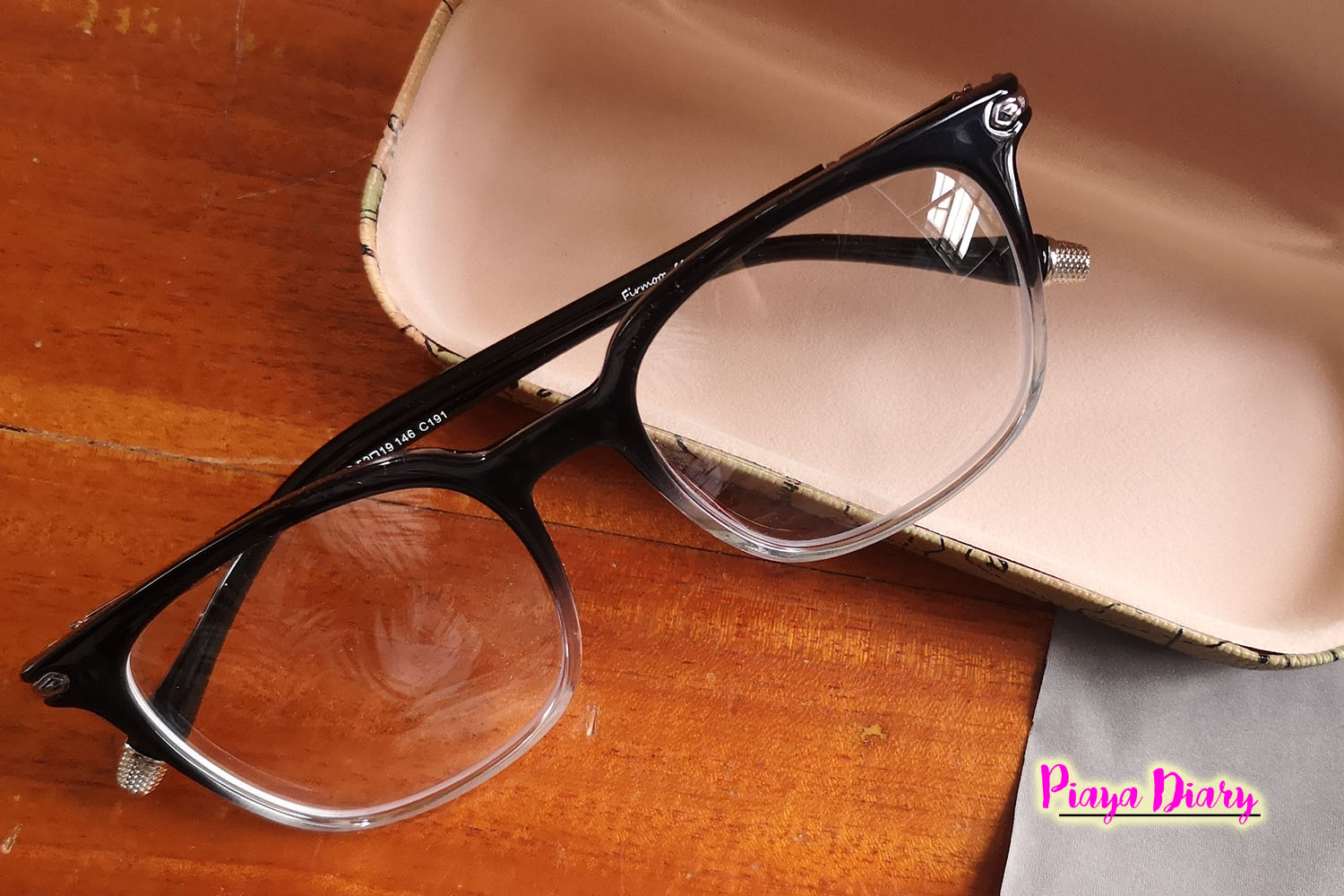 244ec2ce4cd Piaya Diary  Firmoo Glasses Review  Why I keep buying from this ...