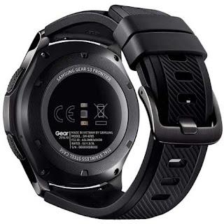 reloj smartwacht Samsung S3 caracteristicas