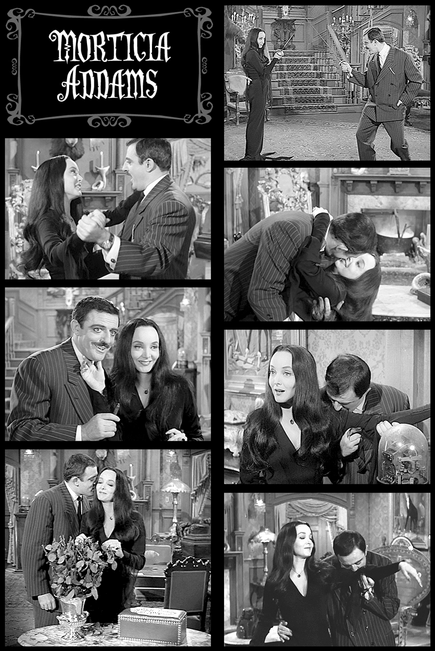 Morticia And Gomez Addams Quotes. QuotesGram