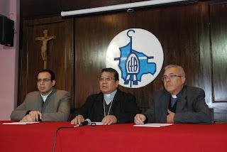 LA C.E.B. INVITA A ORAR POR NICARAGUA EL DOMINGO 22 DE JULIO EN TODA BOLIVIA