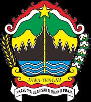 lambang / Logo propinsi Jateng
