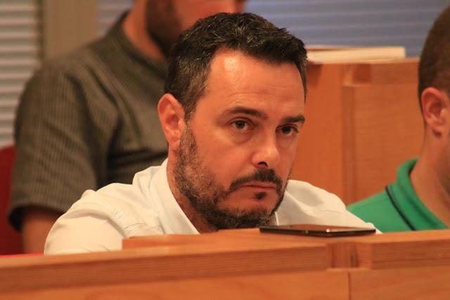 El concejal de Urbanismo, Jon Andoni Uria