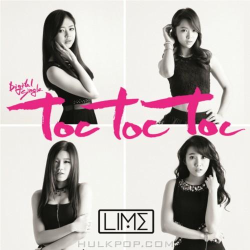 LIME – Toc Toc Toc – Single